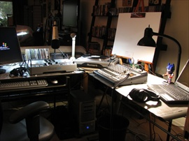 Stoney Burke Productions Studio